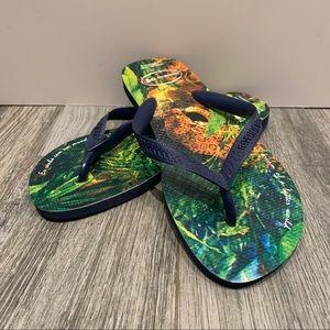 💜2/$30💜Havaianas Men's Flip Flops, Size 9
